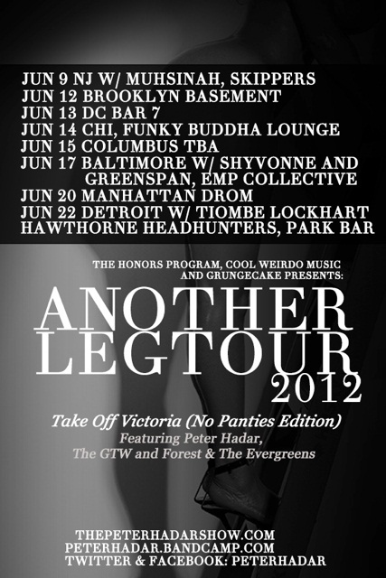 @PeterHadar is coming back to #Chicago - Thursday at Buddha Lounge